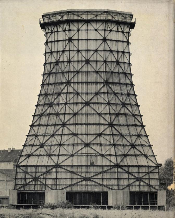 El paisaje industrial de Bernd y Hilla Becher