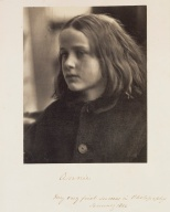 """Julia Margaret Cameron. """"Annie - My very first success in photography"""" 1864"""