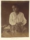 "Julia Margaret Cameron. ""Girl Ceylon"" (1875-1879)"