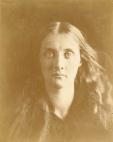 Julia Margaret Cameron. Julia Jackson (Retrato, 1867)