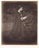 """Julia Margaret Cameron. """"Magdalene (Brookfield)"""" (1865)"""