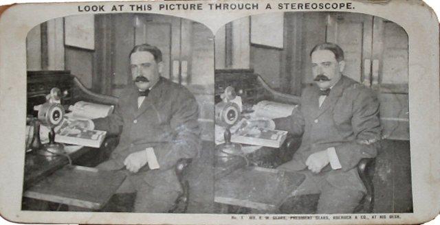sears Stereoscope