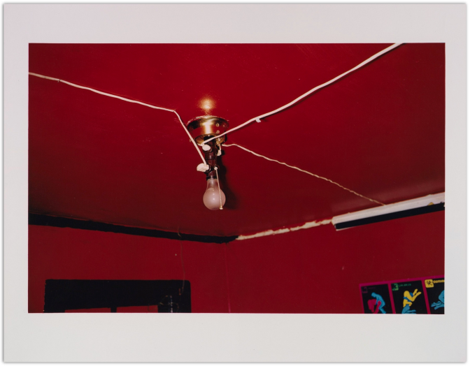 William Eggleston y su mundo de color