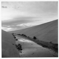 Rank Gohlke. Irrigation Canal, Albuquerque, New Mexico (1974)