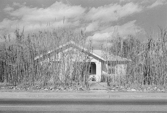 Henry Wessel. Tucson, Arizona. 1974