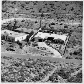 Joe Deal. Vista sin título (Albuquerque, 1973)