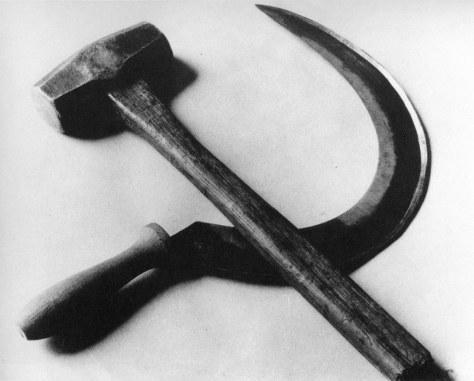 014_Tina Modotti, Falce e martello, 1927