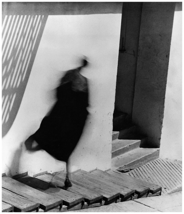 "Minor White, ""Movement Studies Number 56″ (1949)"