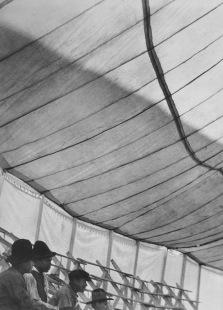 Tina Modotti. Carpa de circo. (1924)