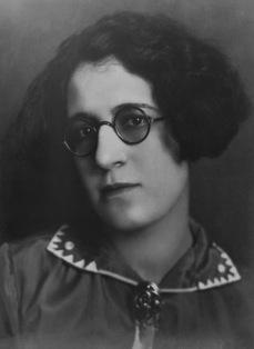 Tina Modotti. Lola Cueto, retrato (1927)