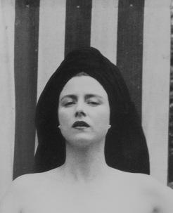 Tina Modotti. Ione Robinson, retrato (1929)