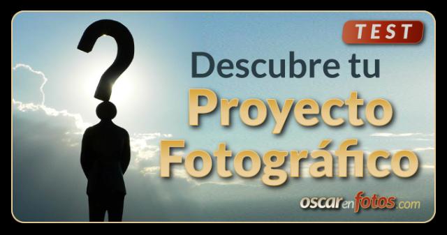 Descubre tu proyecto fotográfico