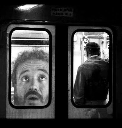 "Francisco Mata Rosas. De la serie ""Un viaje"""