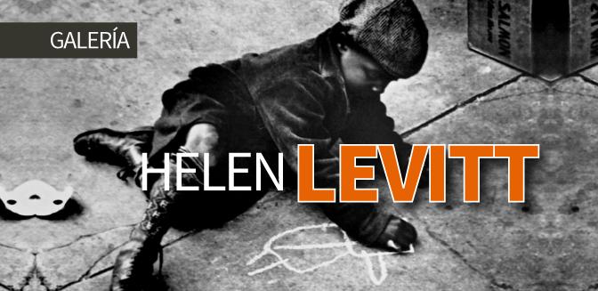 Galería: Helen Levitt