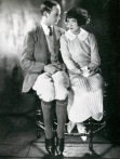 fred & adele astaire 1926 - by james abbe