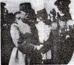Bartlane Cabopt. La primera imagen escaneada.