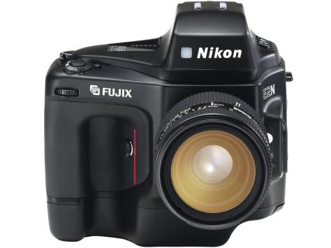 Nikon E2 (alias Fuji DS-505)