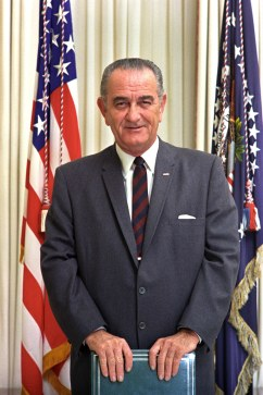 Presidente Lyndon B. Johnson