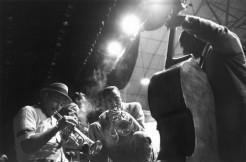 Billy Eckstine, Joe Newman, Eddie Jones, 1956