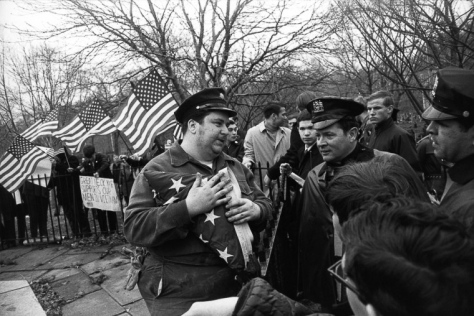 Garry_Winogrand_Peace Demonstration, Central Park, New York, 1969_61