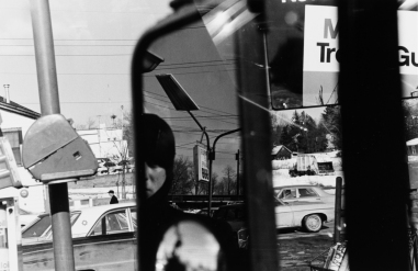 Lee Friedlander. Hillcrest, New York, 1970