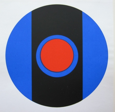 """Alexander Liberman. """"Socrates"""". Serigrafía (1962)"""
