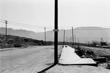 Lee Friedlander. Butte Montana, 1970