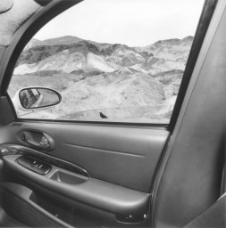 Lee Friedlander. Death Valley, California, 2002