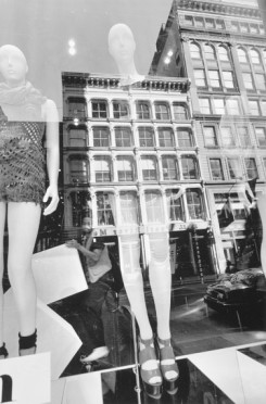 Lee Friedlander. New York City, 2011