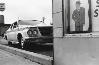 Lee Friedlander. Detroit, 1963