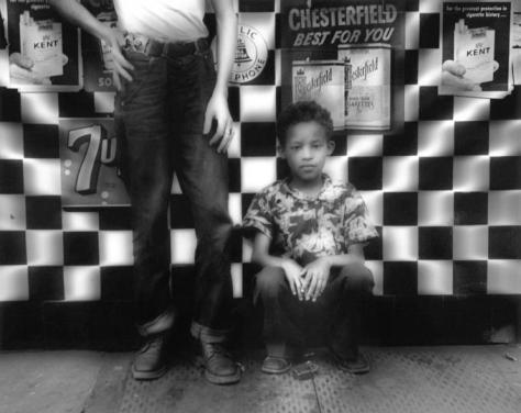 William Klein, Candy Store, New York, 1955