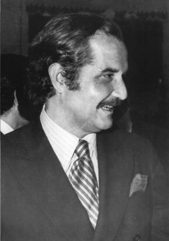Héctor García. Carlos Fuentes (Ciudad de México, 1965)