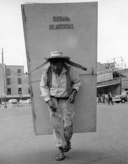 Héctor García. Ciudad de México (ca. 1958)