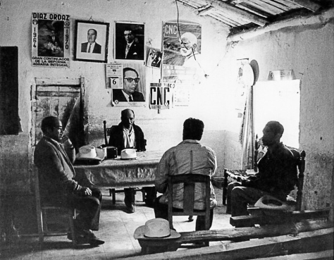 Héctor García. Hacienda de Tlaxcala (1963)