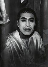"""Héctor García """"La Pasión según la Carpa Mar"""" (Tepito, Ciudad de México, 1960)"""
