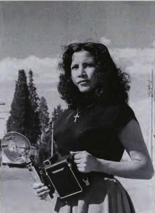 Héctor García. María García (Ciudad de México, 1954)