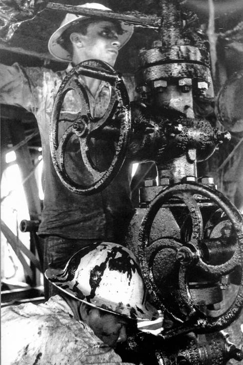 Héctor García. Trabajadores petroleros (1960)