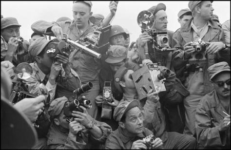 Fotógrafo no identificado. Corea del sur.  Kaesong. (1952)
