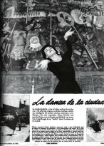 """Héctor García. Reportaje para """"Cine Mundial"""" (Marzo, 1955)"""