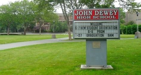 john_dewey_high_shchool