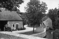 Bourgogne (Burdeos). Côte-d'Or. Billy-les-Chanceaux. 1955.
