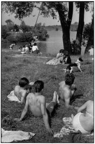 Essonne. Juvisy-sur-Orge. 1955