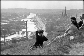 Ile-de-France. Yvelines. Meulan. 1956.