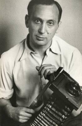 André Kertész. Autorretrato, 1936