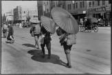 CHINA. Jiangsu. Nankin. Abril 1949. Soldados del Ejército Popular de Liberación.