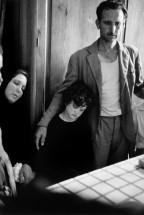 Sergio Larrain. Italia, Sicilia, Palermo. Funeral de una niña. 1959