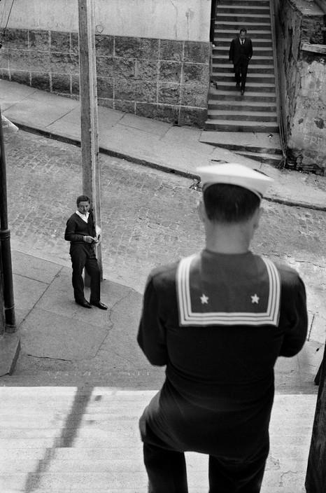 CHILE. Valparaiso. 1954.