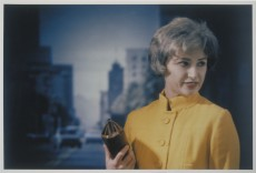 Cindy Sherman Untitled Film Still #74 (Rearscreen projections)