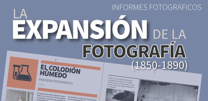 La expansión de la fotografía (1850-1890)