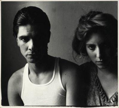 Benjamir Moore y Francesca Woodman